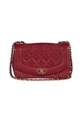 Кожаная сумка (80-е гг.) Chanel Vintage