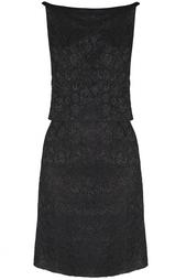 Шелковое платье (60-е гг.) Christian Dior Vintage