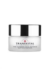 Мягкий крем для кожи вокруг глаз «Идеальная защита кожи» Transvital