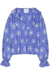 Шелковая блузка (70-е гг.) Emilio Pucci