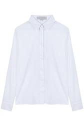 Хлопковая рубашка Stella Mc Cartney