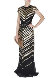 Шелковое платье Jason Wu