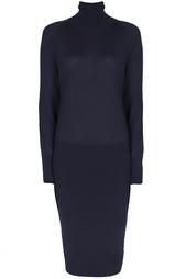 Платье из шерсти, шелка и лайкра-спандекса Stella Mc Cartney
