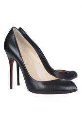 Кожаные туфли Corneille 100 Kid Christian Louboutin