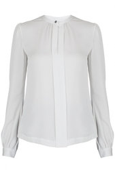 Блузка из шелка и спандекса Billow Diane von Furstenberg