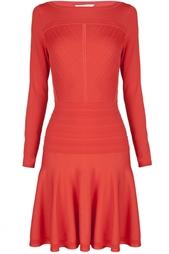 Платье из вискозы, нейлона и спандекса Delta Diane von Furstenberg
