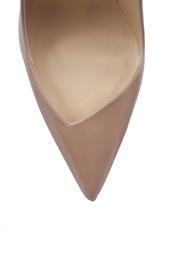 Кожаные туфли Completa 100 Patent Christian Louboutin
