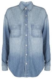 Хлопковая блузка J Brand