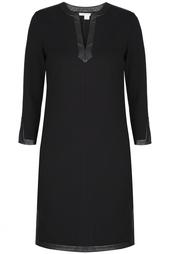 Платье из вискозы и полиамида Vita Diane von Furstenberg