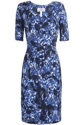 Платье из вискозы Erdem