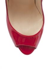 Кожаные туфли Lady Peep 150 Christian Louboutin