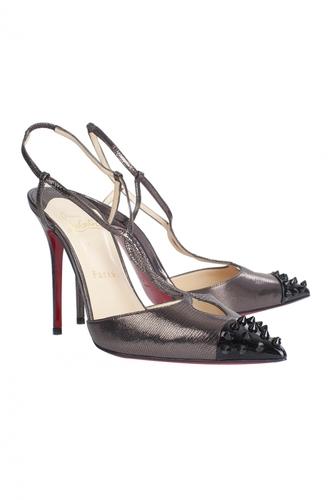 Кожаные туфли Geotistrap 100 Facette Laminata/Patent Toe