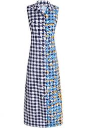 Платье из вискозы (70-е гг.) Lanvin Vintage