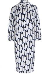 Шелковое платье Ollie Diane von Furstenberg