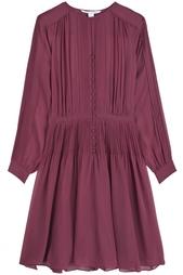 Шелковое платье Tawney Diane von Furstenberg