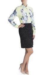 Шелковая блузка Erdem