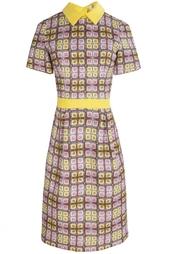 Шелковое платье Tata Naka