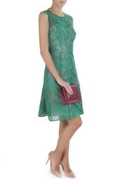 Хлопковое платье Erdem