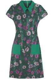 Шерстяное платье Erdem