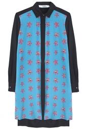 Шелковое платье Prabal Gurung