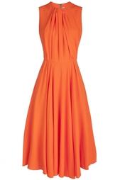 Шерстяное платье Roksanda
