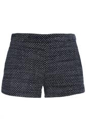 Шерстяные шорты Derek Lam