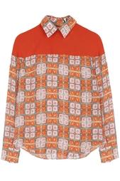 Шерстяная блузка Tata Naka