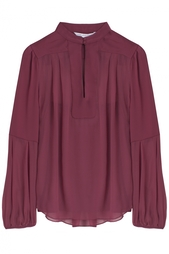Шелковая блузка Isolde Diane von Furstenberg