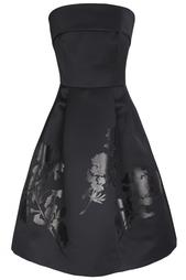 Шелковое платье-бюстье Jonathan Saunders