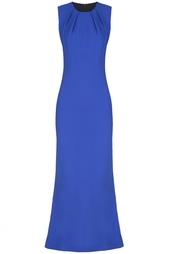 Платье из вискозы Jonathan Saunders