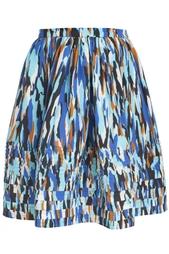 Хлопковая юбка Jonathan Saunders