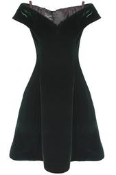 Бархатное платье (70-е) Arnold Scaasi