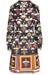 Шелковое платье (70-e) Lanvin Vintage