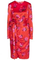 Шелковое платье (70-е) Nina Ricci Vintage