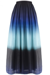 Шелковая юбка Jonathan Saunders