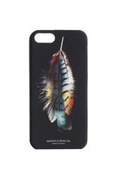 Пластиковый чехол для I-Phone 5 Marcelo Burlon