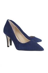Замшевые туфли Diane von Furstenberg