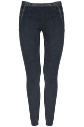 Замшевые брюки Isabel Marant