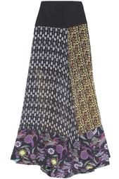 Шелковая юбка Cher Michel Klein