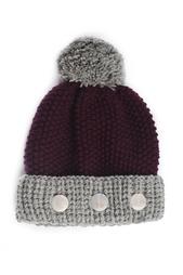 Кашемировая шапка 7II
