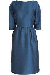 Шелковое платье Christian Dior Vintage