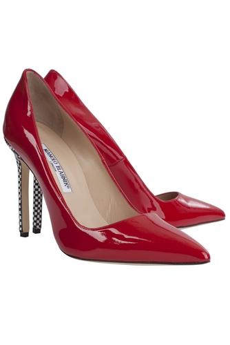 Лакированые туфли BBPat