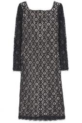 Платье из нейлона Zarah Diane von Furstenberg