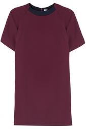 Шелковое платье Victoria Beckham