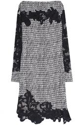 Шелковое платье Ernestina Printed Diane von Furstenberg
