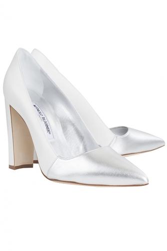 Кожаные туфли Osmana