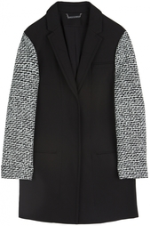 Хлопковое пальто Keziah Diane von Furstenberg