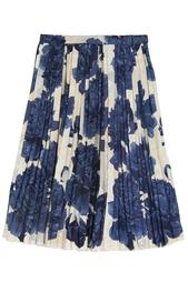 Шелковая юбка (70-е гг.) Hermes