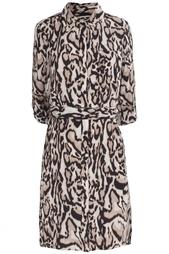 Шелковое платье Jolene НЕ ОТКРЫВАТЬ Diane von Furstenberg