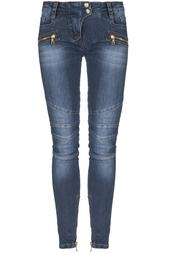 Облегающие джинсы Balmain